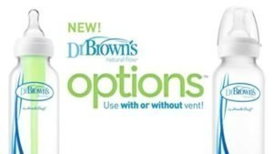 Dr Brown Option fles