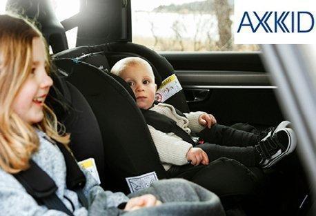 Axkid autostoelen